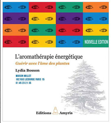 Aromathérapie énergétique - Guérir avec l'âme des plantes