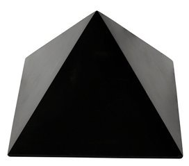 Pyramide en Obsidienne