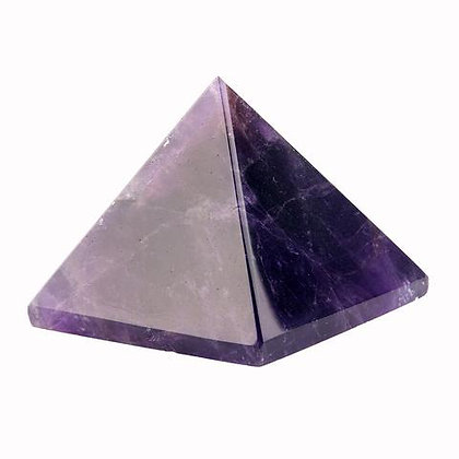 Pyramide en Améthyste