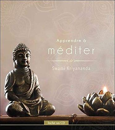 Apprendre à méditer - Livre + CD