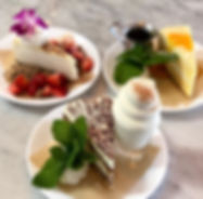 Today only! Mother's Day dessert special