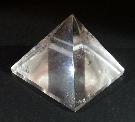 Pyramide en Cristal de Roche 4cm