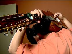 Viola de 10 cordas