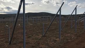 Hidroeléctrica del Guadalope instala más de 3MW de generación fotovoltaica en el Bajo Aragón