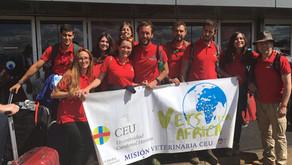 Colaboración con Vets For África en la mejora de la nutrición en Malawi