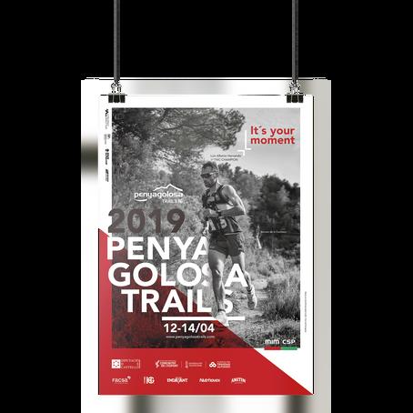 Diseño y comunicación de Penyagolosa Trails HG 2019