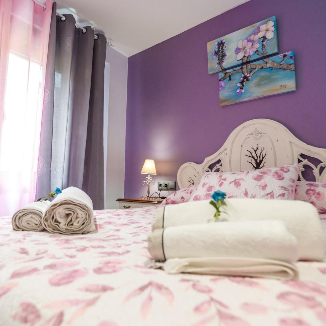 Apartamentos las suertes, la dehesa dormitorio