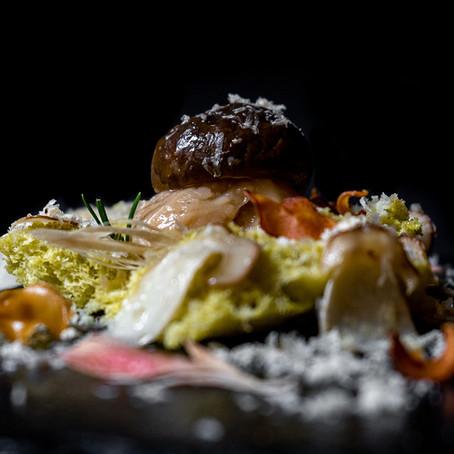 Fotografía gastronómica: comiendo con la vista