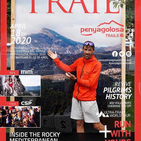 Penyagolosa trail - photocall