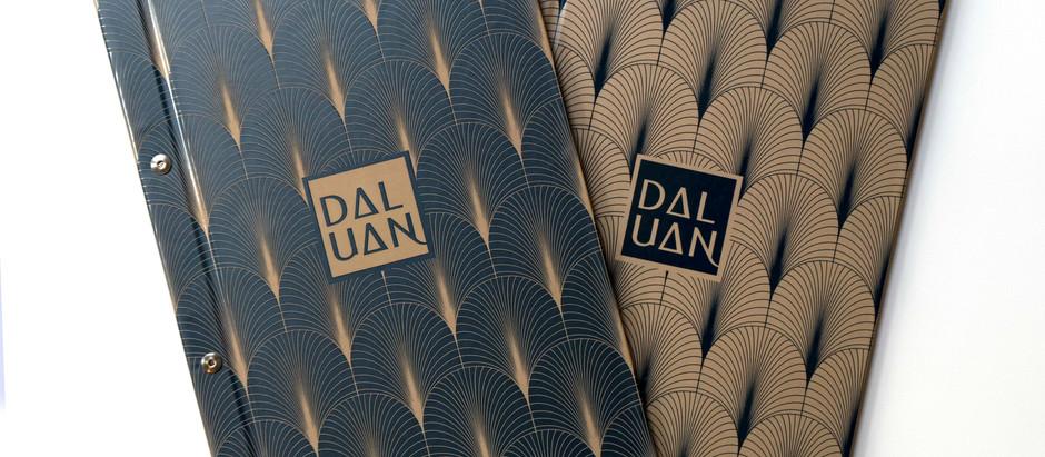 Nuevas cartas del Restaurante Daluan
