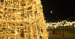 Iluminación navideña de Morella