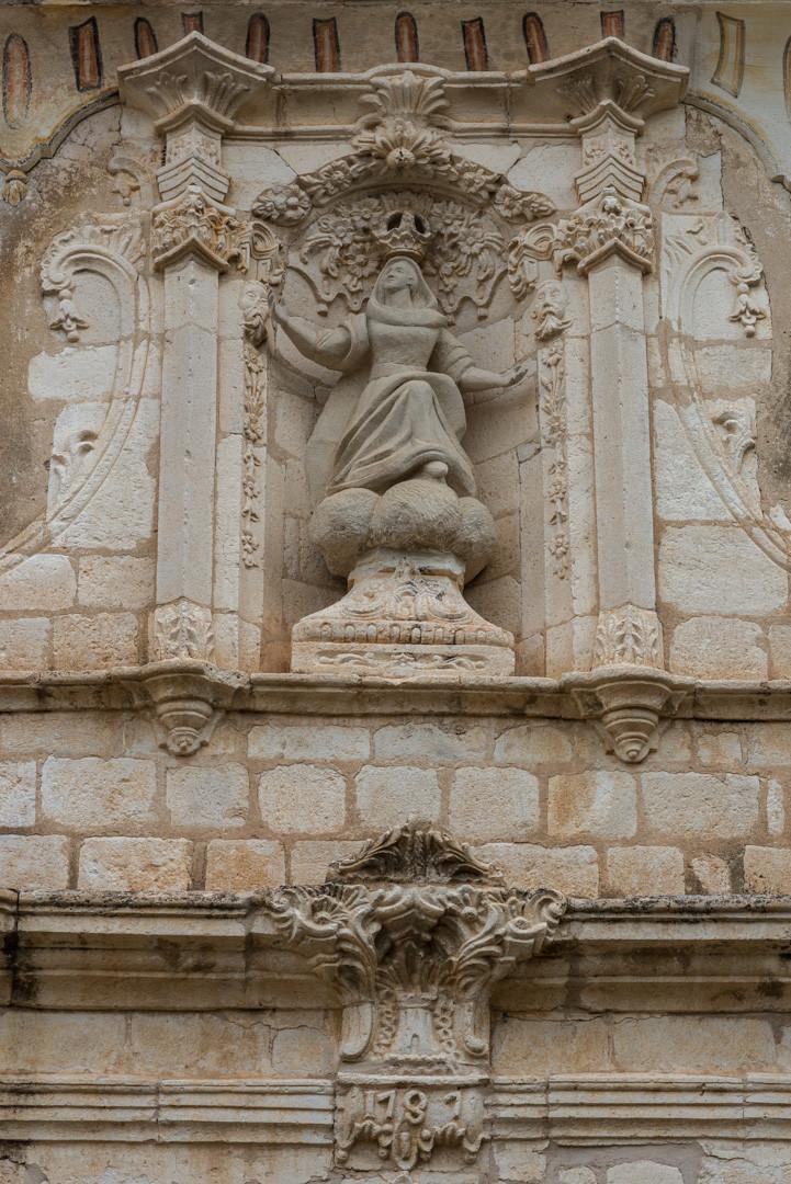 Detalle Iglesia de Palanques