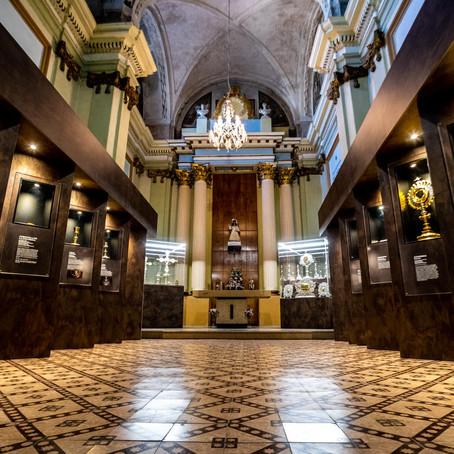 Así es el nuevo Museo Parroquial de Cinctorres