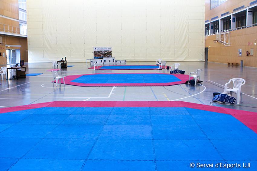 Instalaciones de taekwondo
