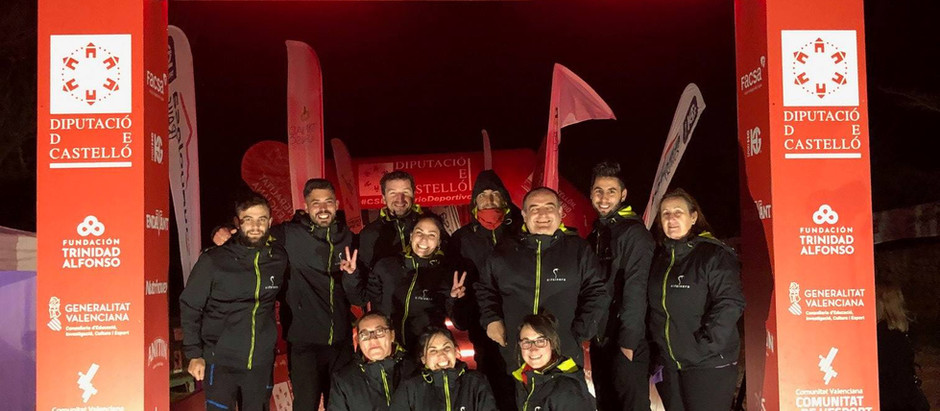 El Faixero 'participa' en la Penyagolosa Trails HG