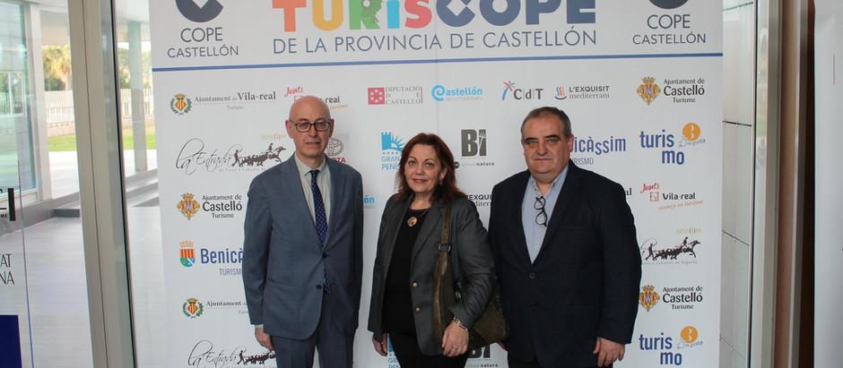 El Faixero, Premio Turiscope a la Dinamización Turística