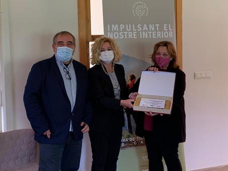El Faixero, un ejemplo de fomento de la cultura rural sostenible para Diputación y Generalitat