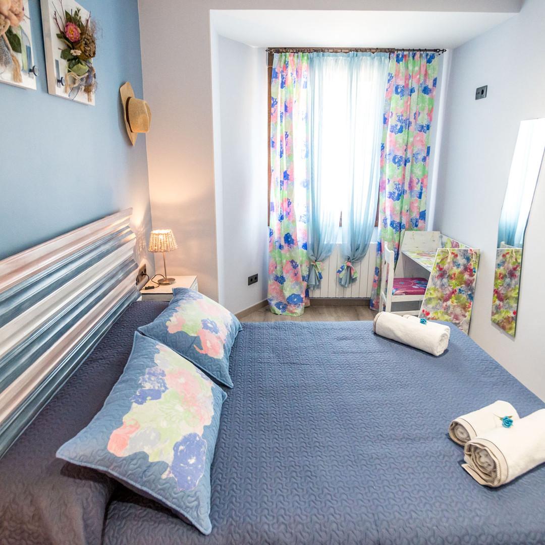 Apartamentos las suertes, el huerto dormitorio