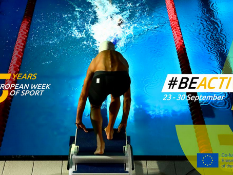 The #BeActive Awards competition is open