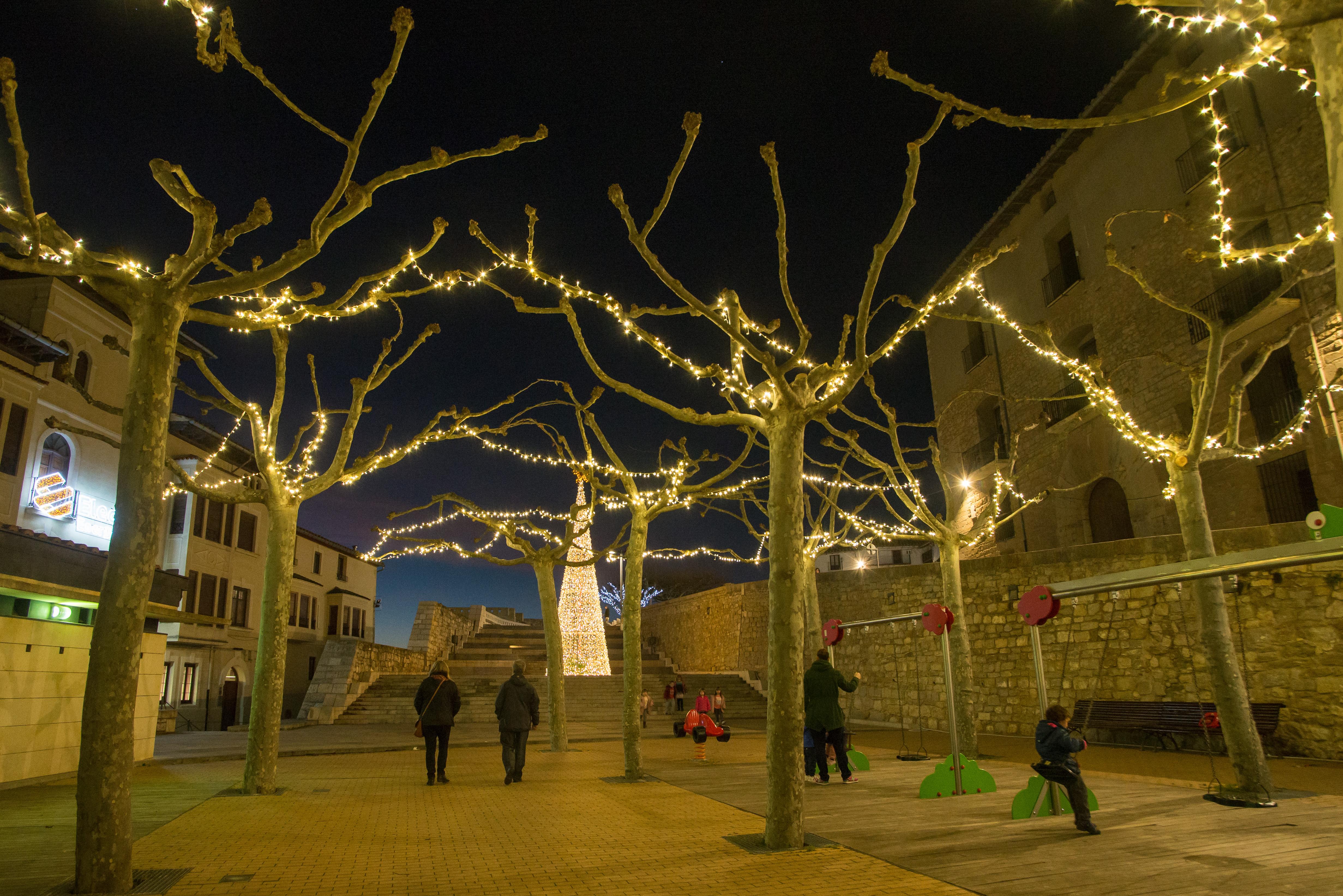 Electra Energía campaña en Morella
