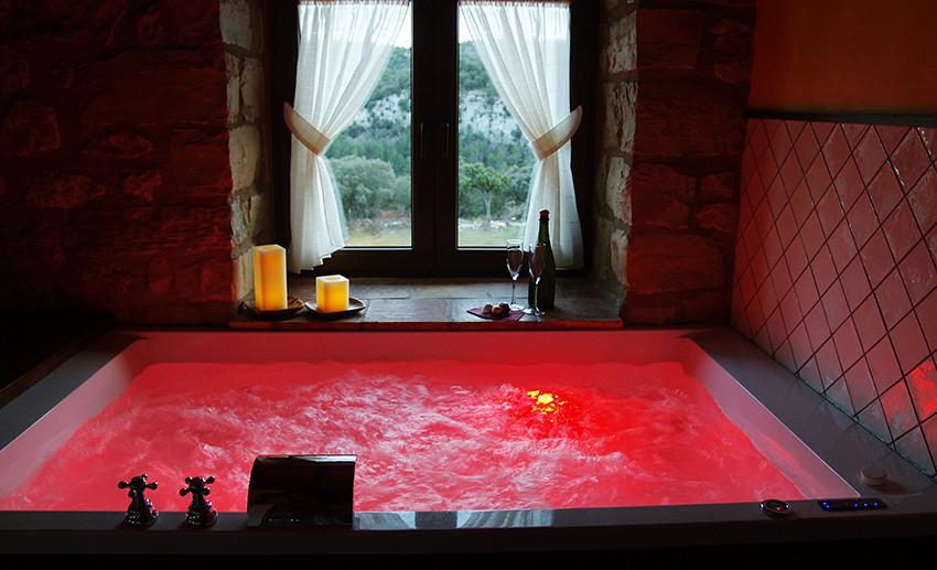 Bañera de hidromasaje Font d'Torres en Morella