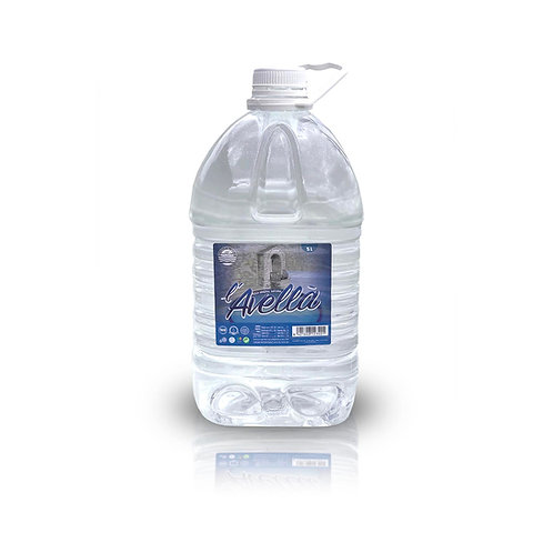 Bombona de 5 litros