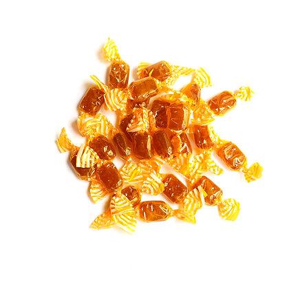 Caramelos Artesanos de Miel y Limón