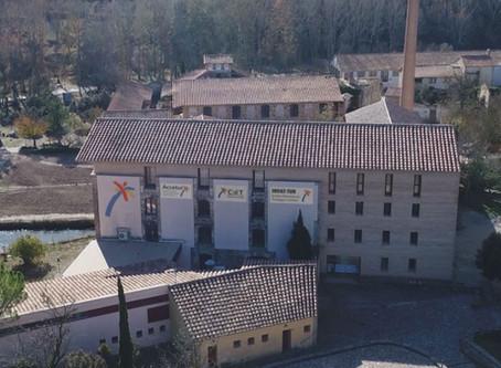 Endavant el Centre de Desenvolupament i Acceleració Turística Fàbrica Giner-Els Ports