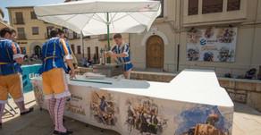 Colaboración con l'Anunci i el Sexenni, Fiestas de Interés Turístico Nacional