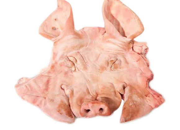 Careta de cerdo