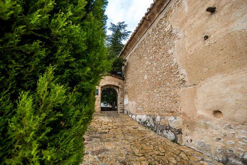 Exterior Iglesia de Palanques