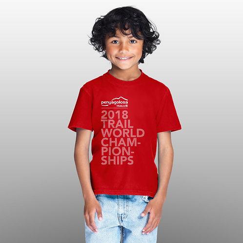 Camiseta niñ@ PENYAGOLOSA TRAILS