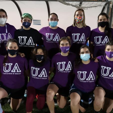 Los equipos de la UA retoman los entrenamientos con la vista puesta en el CADU