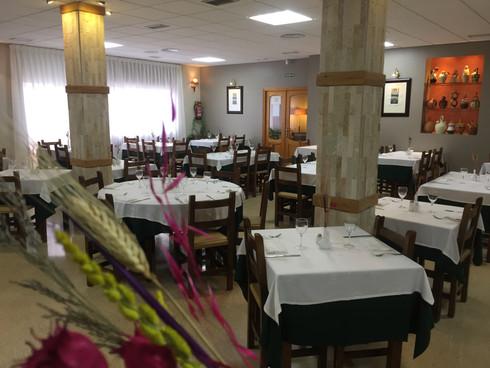 RESTAURANTE - Hotel Castellote