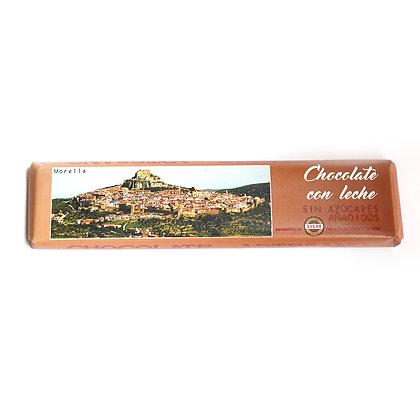 Chocolate con Leche (sin azúcares añadidos)