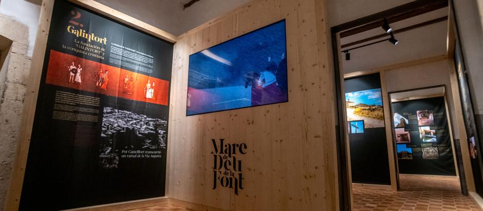 MUSEO DE LA MARE DE DÉU DE LA FONT DE CASTELLFORT
