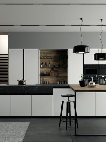 Cocina GLASS3 - ARREDO3
