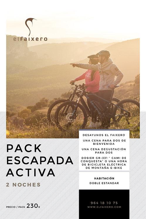 PACK ESCAPADA ACTIVA