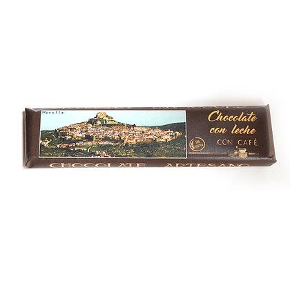 Chocolate con Leche y Café (30% Cacao)