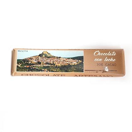 Chocolate con Leche (30% Cacao)