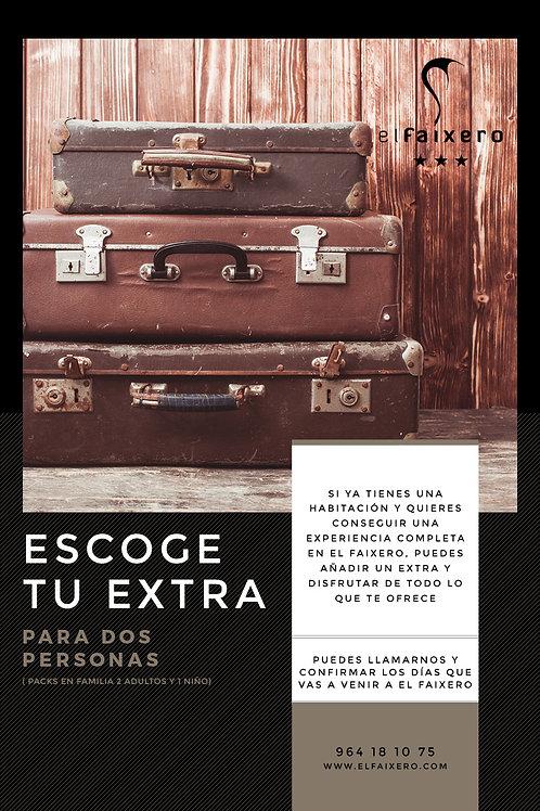 EXTRAS EL FAIXERO