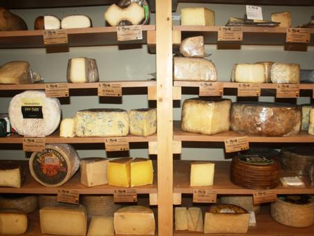 Los quesos (de verdad) sacan músculo
