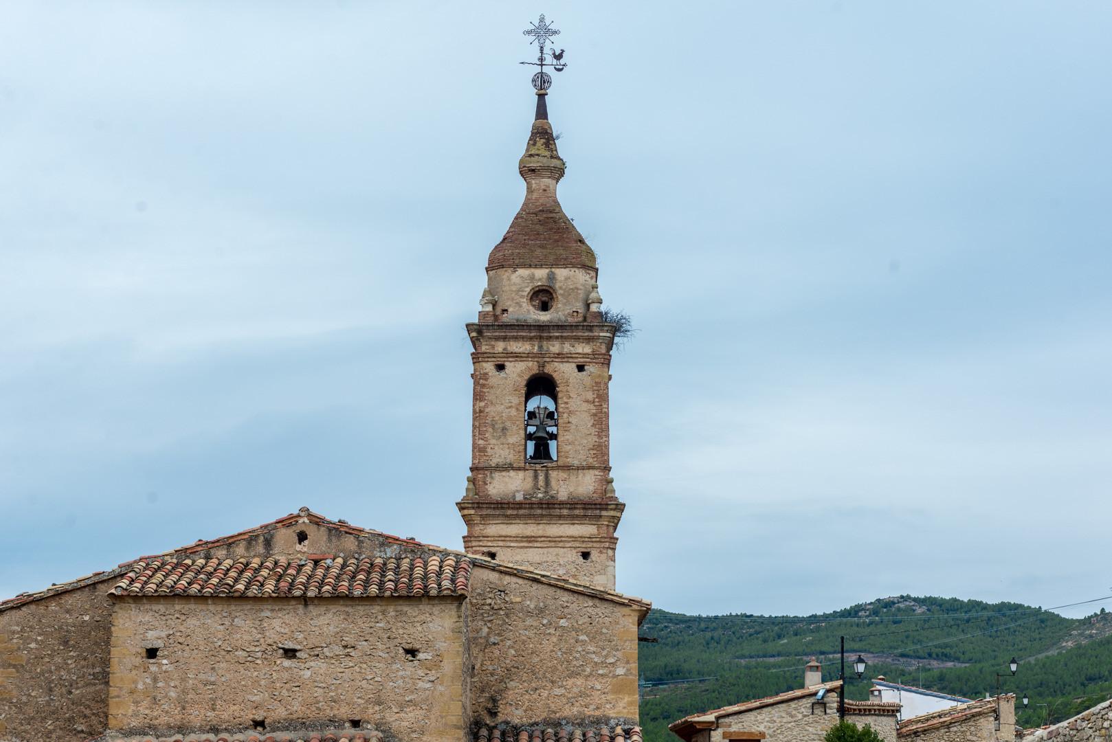 Iglesia de Palanques
