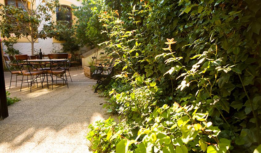 El Faixero terraza