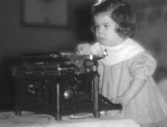 JJ at Typewriter 1950 copy.png