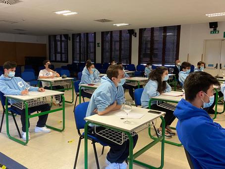 AL VIA IL CORSO AIS LECCO PER SOMMELIER RIVOLTO AGLI STUDENTI DEL 4° E 5° ANNO