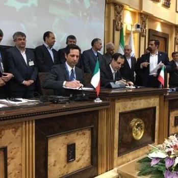 IL GRUPPO VITALI SBARCA IN IRAN
