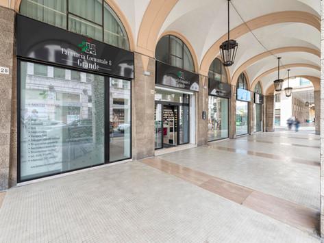 """Storicità e innovazione: la Comunale di Livorno torna a essere   """"La Farmacia della Città"""""""