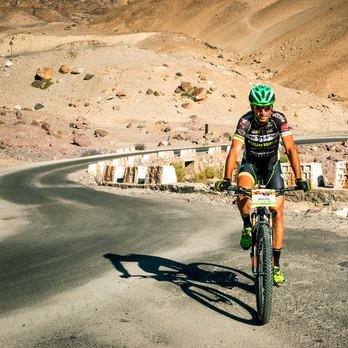 SUCCESSO PER DEHO ALLA HIMALAYAN HIGHEST MTB RACE