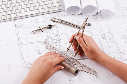architect-drawing-architectural-project-